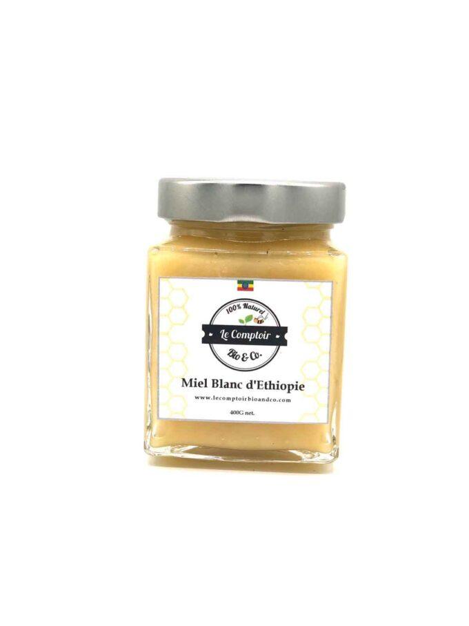 miel blanc bio