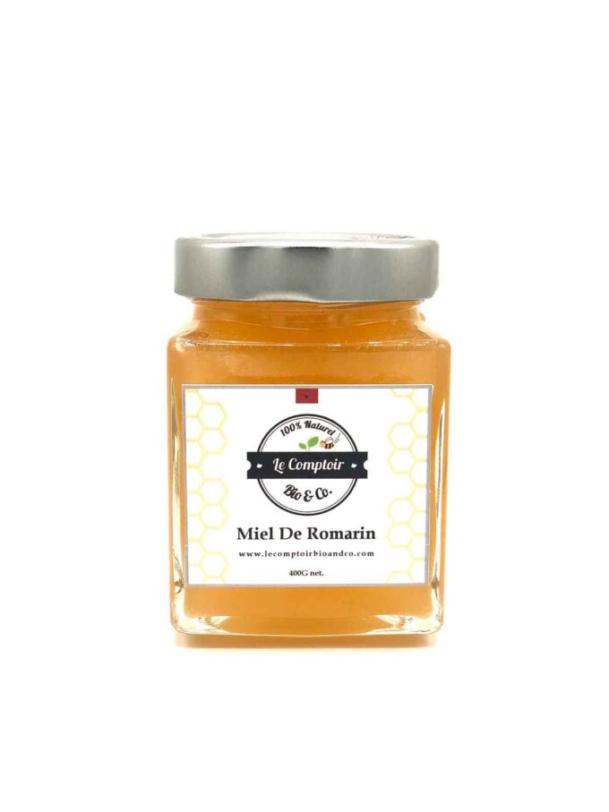 miel de romarin prix