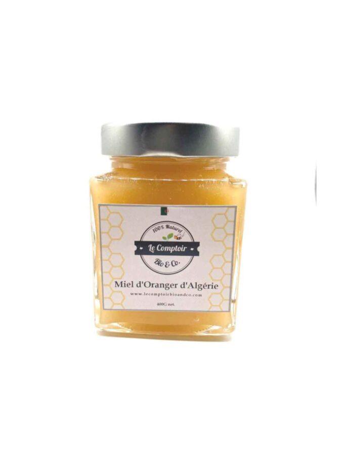 miel fleur oranger
